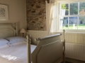 Another bedroom in the Dairymaids