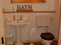 Bathroom in the Saddler's House