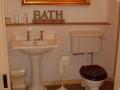 Bathroom in the Saddler's House