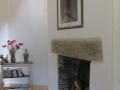 Tindall's fireplace